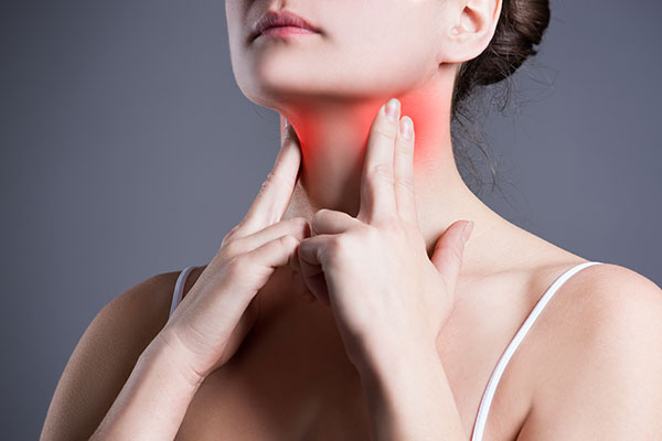 Symptoms of Hyperthyroidism (Over Active Thyroid)